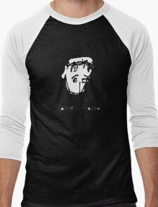 A portrait of James Franco Men's Baseball ¾ T-Shirt