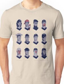 The Many Lives of Spock 2 Unisex T-Shirt