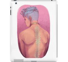 spinal iPad Case/Skin