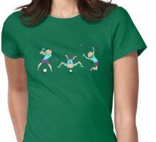 Wildago's Edmund of Course (3 of 3) Womens Fitted T-Shirt