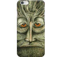 Tree Man iPhone Case/Skin