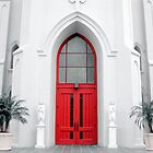 Red Door Drama by L.D. Bonner
