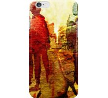 Excluded iPhone Case/Skin