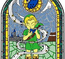 Stained Glass Melody by SuperDeano