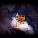 Cuenca Kids 650 Painting by Al Bourassa
