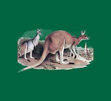 The Red Kangaroo Unisex T-Shirt