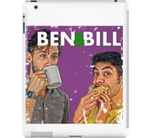 Ben & Bill - Hot Dogs and Coffee iPad Case/Skin