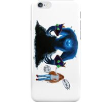 Bob, the Voidwalker iPhone Case/Skin