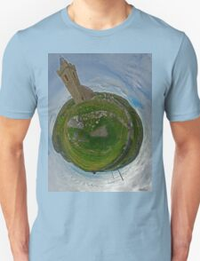 Glencolmcille Church - Sky Out T-Shirt