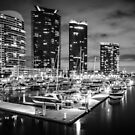 Docklands , Melbourne  by Christine Wilson