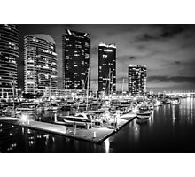Docklands , Melbourne  Photographic Print