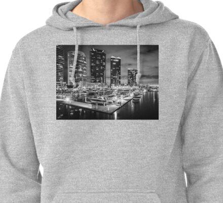 Docklands , Melbourne  Pullover Hoodie