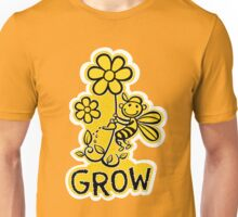 Beesty Grow - for Oxfam Unisex T-Shirt
