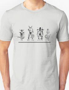 Freeza Evolution - Dragon Ball  T-Shirt