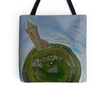 Glencolmcille Church - Sky Out Tote Bag