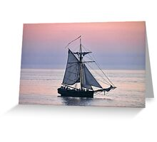 South Haven Ship Greeting Card