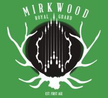 Mirkwood Royal Guard by firlachiel