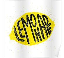 Lemonade! Poster