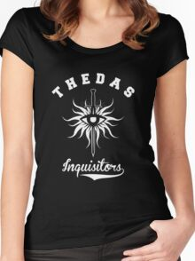 Dragon Age - Thedas Inquisitors Women's Fitted Scoop T-Shirt