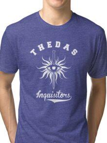 Dragon Age - Thedas Inquisitors Tri-blend T-Shirt
