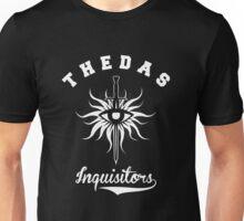 Dragon Age - Thedas Inquisitors Unisex T-Shirt