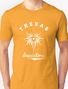 Dragon Age - Thedas Inquisitors T-Shirt