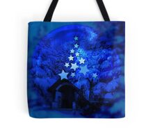 Winter scene  Tote Bag