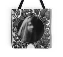 Garden Of  Grief : Paper Bunnies & Light Witch  Tote Bag