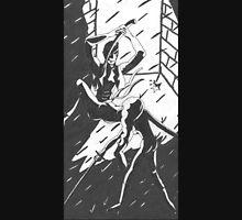 Ninja Face Off (in deep dark alley...) Unisex T-Shirt