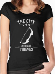 Thief - Guild of Thieves Women's Fitted Scoop T-Shirt