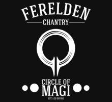 Dragon Age - Circle of Magi by firlachiel