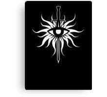 The Inquisition - Dragon Age Canvas Print