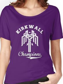 Kirkwall Champions - Dragon Age Women's Relaxed Fit T-Shirt