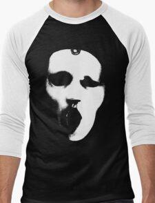 Post Op Mask Men's Baseball ¾ T-Shirt