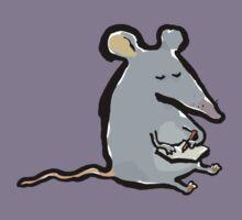 scribbling mouse Kids Tee