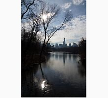 New York City Central Park Reflections, Ripples and Shine T-Shirt