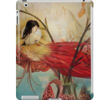 Lilies Wish iPad Case/Skin