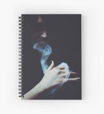 Ectoplasmic  Spiral Notebook