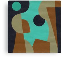 Abstract XIV Canvas Print