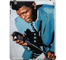James Brown iPad Case/Skin