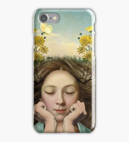 Listen iPhone Case/Skin