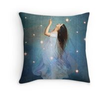 Starsailor Throw Pillow