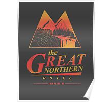 The Great Northern Hotel Poster