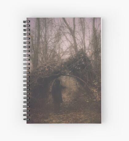 Anniversary Hill Spiral Notebook