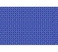 Pixel Pattern  Photographic Print