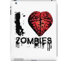 I heart Zombies iPad Case/Skin