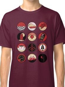 Iconic: Twin Peaks Classic T-Shirt