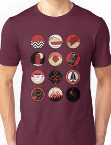 Iconic: Twin Peaks Unisex T-Shirt