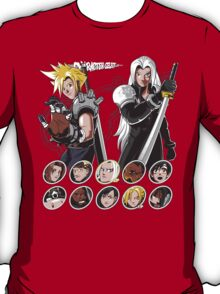 MIDGAR FIGHTER T-Shirt