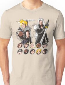 MIDGAR FIGHTER T-Shirt